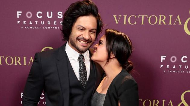 Actor Ali Fazal and Richa Chadha have been dating for two years now.(Eric Charbonneau)