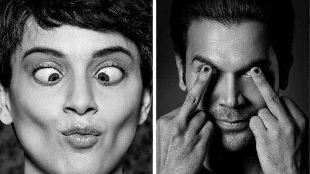 Mental Hai Kya stars Kangana Ranaut and Rajkummar Rao. The film is about mental health.