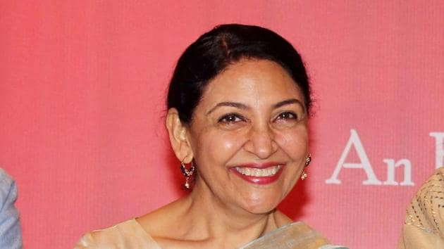 Actor and writer Deepti Naval says her next book, an autobiographical work, will be out soon.(Fotocorp)
