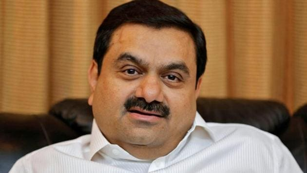 Adani Group chairman Gautam Adani. Adani Gas supplies PNG to households and industries and CNG for transport.(Reuters File)