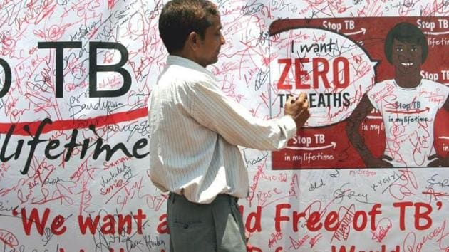 Tuberculosis causes 250,000 deaths in India each year.(Getty Images)