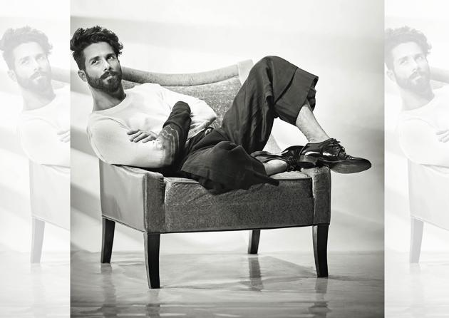 Shahid Kapoor writes an exclusive essay on gender-fluid fashion for men