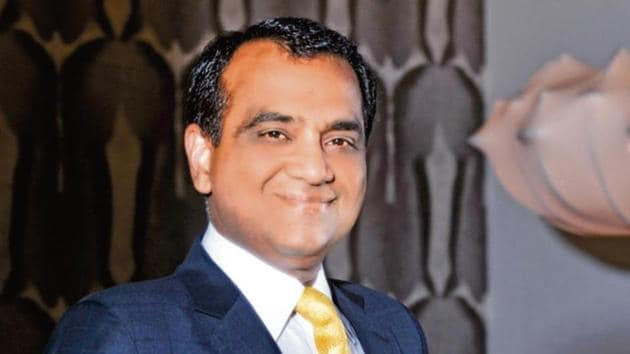 Micromax co-founder Rajesh Agarwal.