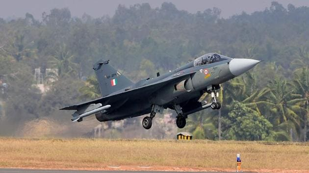 HAL claims it is ready to produce eight aircraft per year and is ramping up the production rate to 16 planes by 2019-20 by investing Rs1,331 crore.(PTI File Photo)