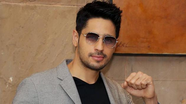Sidharth Malhotra has always remained tight-lipped about his romantic relationships.(Viral Bhayani)