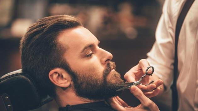 Use a beard shampoo during summer. It acts as a conditioning agent and leaves your skin feeling soft and not irritable.(Shutterstock)