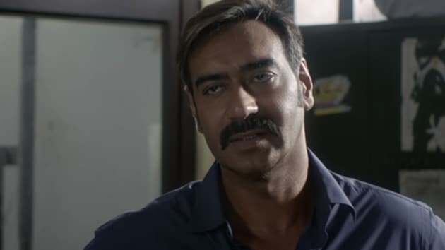 Raid movie review: Ajay Devgn is once again the intense and serious moralistic government official in the film.