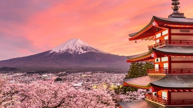 Best time to visit Japan: Spring comes to Tokyo with first cherry blossoms