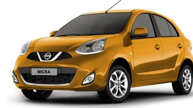 Nissan currently sells three models - Micra, Sunny and the Terrano - in India priced between Rs 4.64 lakh and Rs 14.46 lakh.