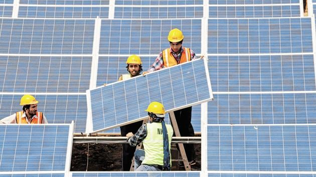 That the indigenous solar industry must be encouraged cannot be overemphasised if we were to draw maximum benefits from the International Solar Alliance(AFP)