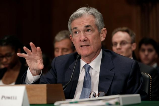 Jerome Powell likely to raise rates in US Fed policy meet, may upgrade 2018  outlook | Hindustan Times