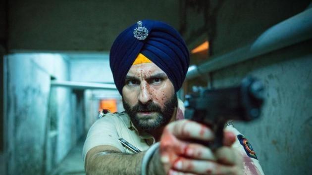 Saif Ali Khan makes his streaming debut with Sacred Games.