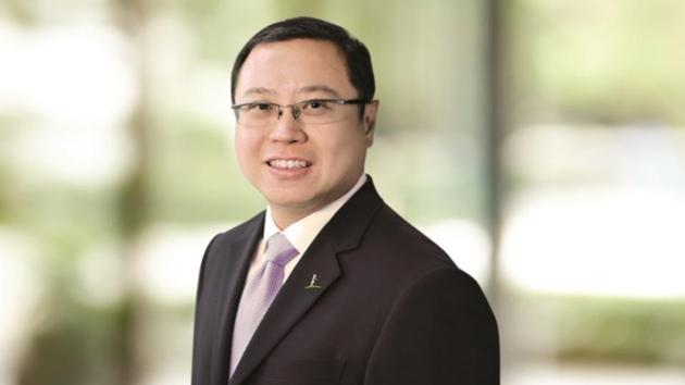 Arthur Lang is the CEO International of Singapore Telecommunications Limited.(Handout photo)