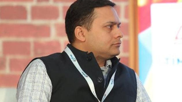 BJP's IT cell chief Amit Malviya(Twitter)