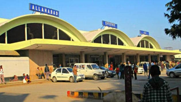 Allahabad junction.(File Photo)
