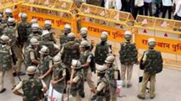 India's first global counter terrorism and anti-insurgency centre will come up in Jaipur on a 50-acre land.(PTI File Photo/For Representation)