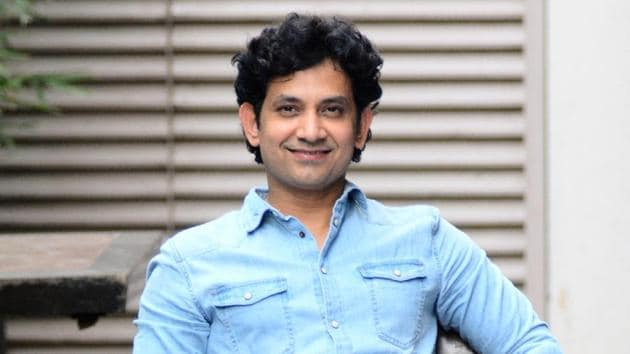 Actor Umesh Kamat will be surprising the audience with his interesting character 'Siddharth Vaidya' in Asehi Ekda Vhave(SHANKAR NARAYAN/HTPHOTO)