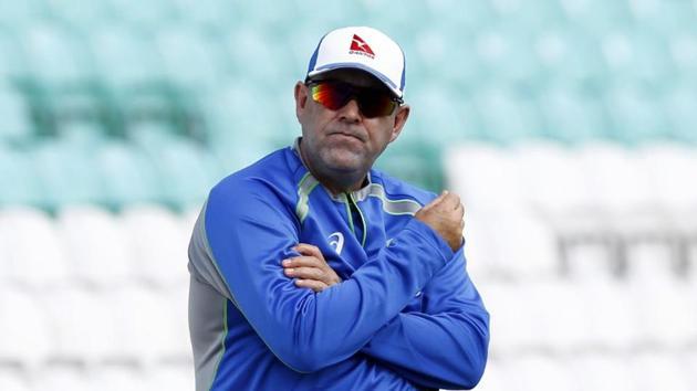 Australia coach Darren Lehmann will continue to train the team until 2019 when his contract runs out.(Reuters)