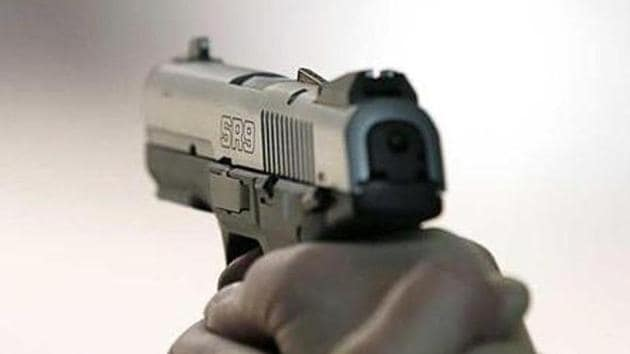 The constable was shot at in front of the juvenile justice board in Hajipur.(AFP File Photo)