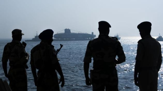 There were reports that INS Arihant had suffered major damage due to human error last year.(HT File Photo)