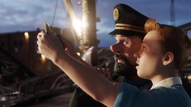 It's been years and we still haven't got a sequel to the Adventures of Tintin.(WETA Digital Ltd.)
