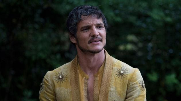 Pedro Pascal rose to fame as Oberyn Martell in Game Of Thrones.(HBO)