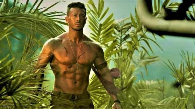 Baaghi 2 is all about Tiger Shroff.