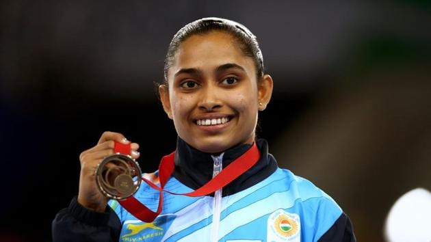 Indian gymnast Dipa Karmakar finished fourth at the 2016 Rio Olympics but will be skipping the 2018 Commonwealth Games dueto an injury.(Getty Images)