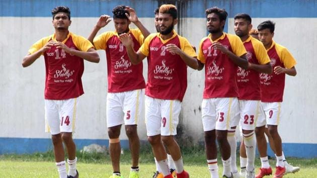 Bengal and Kerala will aim to win the final of the Santosh Trophy when they face off at the Salt Lake Stadium in Kolkata on Sunday, April 1, 2018.(AIFF)