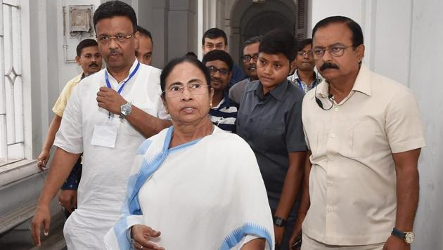 The rural polls come at a time state chief minister Mamata Banerjee is trying to unite opposition parties to take on the BJP in the 2019 parliamentary polls.(PTI File Photo)