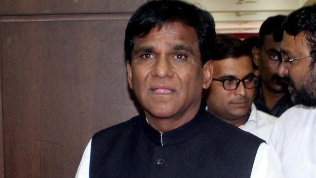 State BJP chief Raosaheb Danve said the party is confident about consolidating the highest number of seats in the upper House.(HT FILE)