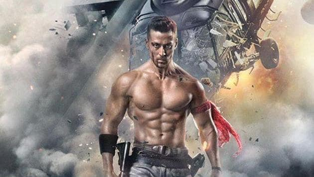 Tiger Shroff goes on a rampage again in Baaghi 2.