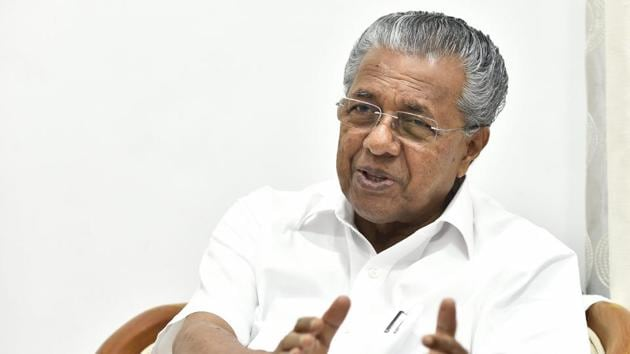 Kerala Chief Minister Pinarayi Vijayan has accused the BJP of destroying the country's democratic norms.(PTI Photo)