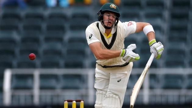 Tim Paine was named captain of Australia after Steve Smith was banned for a year for being involved in the ball tampering scandal.(Reuters)