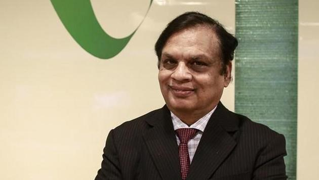 Videocon Group chairman Venugopal Dhoot poses for a picture at the company corporate office in Mumbai January 7, 2015.(Reuters File)