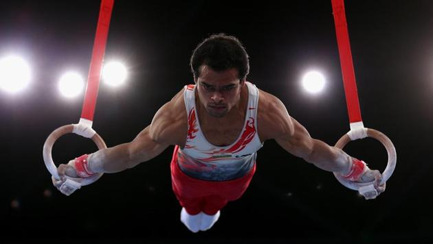 Rakesh Patra has been selected ahead of gymnasts Mohd Bobby and Gaurav Kumar for Commonwealth Games 2018.(Getty Images)