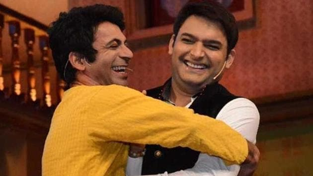 Kapil Sharma and Sunil Grover have been involved in a public spat for over a year, after they clashed aboard a flight.