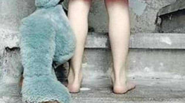Though the incident allegedly took place in late 2016, it came to light in May 2017, after the child's parents noticed changes in her behaviour, and found she had difficulty sitting and walking.(Photo used for representational purpose)