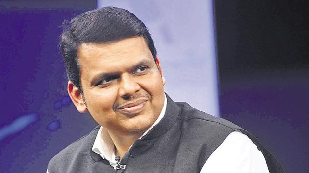 The Maharashthra Ex-MLAs Coordination Committee held a meeting with CM Devendra Fadnavis on the last day of the budget session.(HT File Photo)