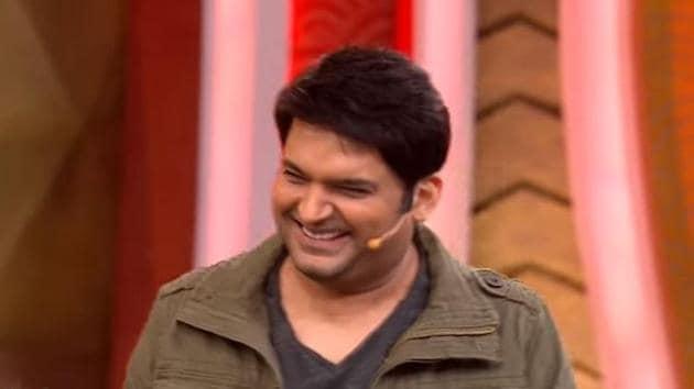 Kapil Sharma is now seen on Family Time With Kapil Sharma.(Sony)