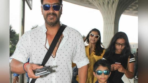 Ajay Devgn is basking in the success of his latest film, Raid.