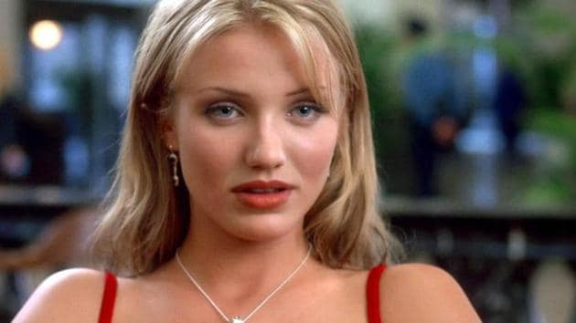 Cameron Diaz in The Mask.