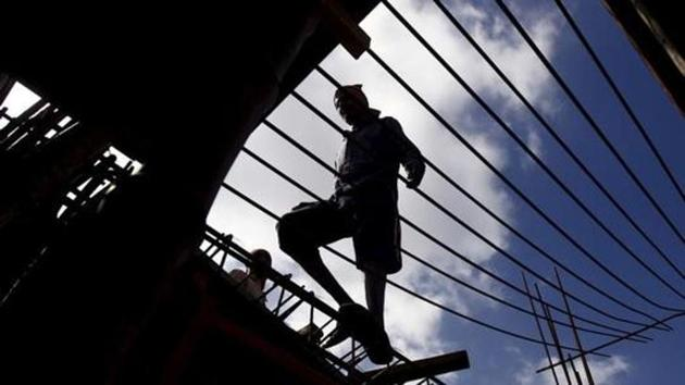 Cumulatively, the eight core sectors grew by 4.3% in April-February 2017-18 against 4.7% in the same period last fiscal.(Reuters File Photo)