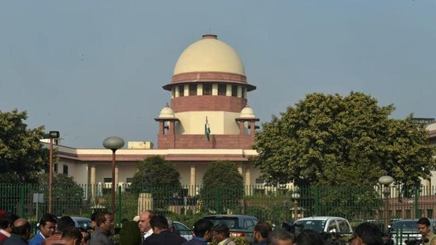 The top court had on March 20 banned automatic arrests and registration of criminal cases under the Scheduled Castes and the Scheduled Tribes (Prevention of Atrocities) Act, 1989.(PTI file photo)