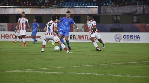 FC Goa beat ATK 3-1 in the Super Cup(AIFF)