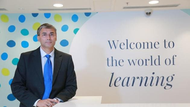 Vikas Singh, Managing Director of Pearson India, a leading education company, discusses the importance of English language proficiency for all those planning to work or study abroad.(Pearson India)