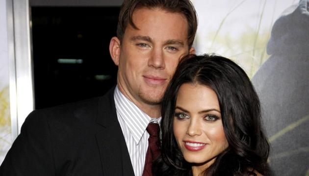 Channing Tatum and Jenna Dewan met on the sets of 2006's Step Up.(Shutterstock)