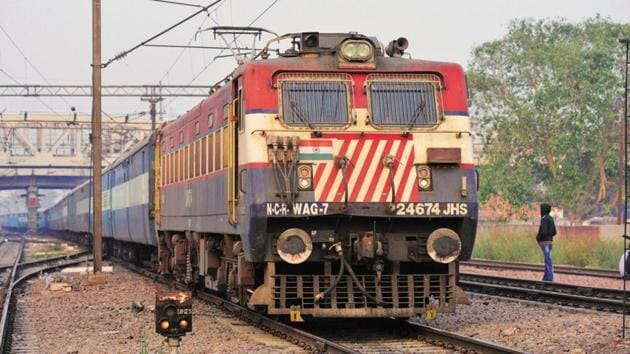 The Central Railway has decided to stop the two trains at Thane station on an experimental basis.(FILE)
