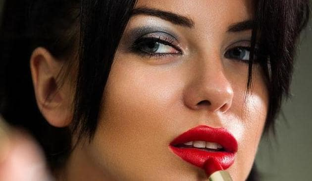 A bulletproof lip-liner can always look good on any skin tone.(Shutterstock)