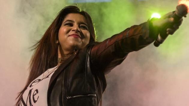Singer Pawni Pandey has hit tracks such as Laila Main Laila (Raees), Sahiba (Phillauri) and and Sweety Tera Drama (Bareilly Ki Barfi) to her credit.